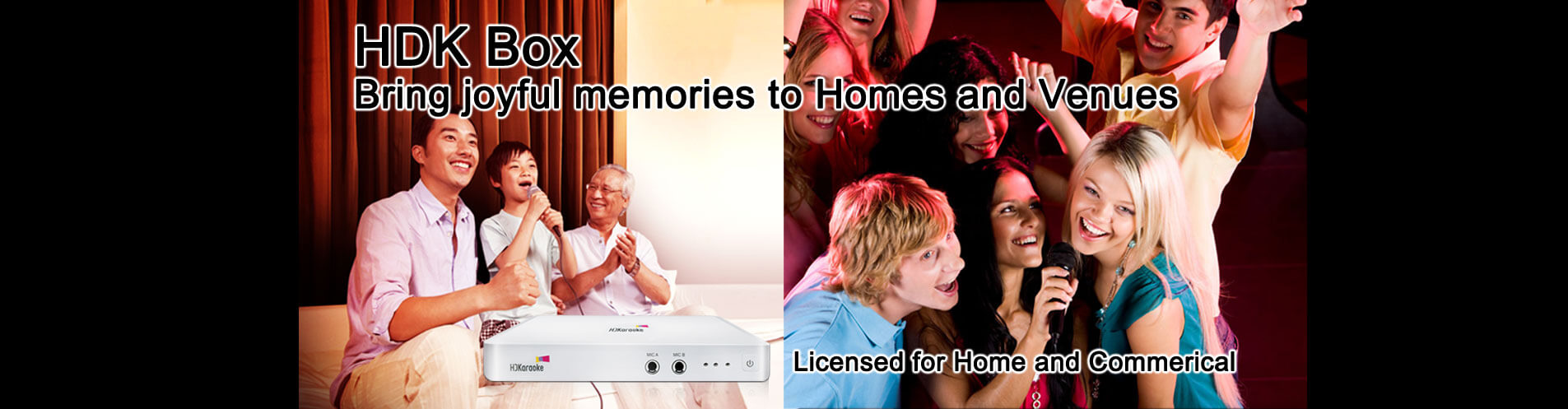 Home Karaoke System Brings Endless Fun to Family